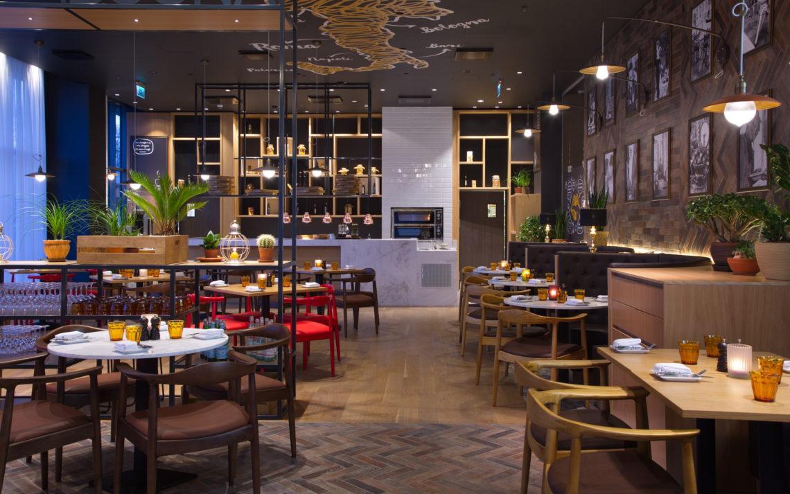 Restaurant Hotels-Bocca Buona Riga-Restaurants-5