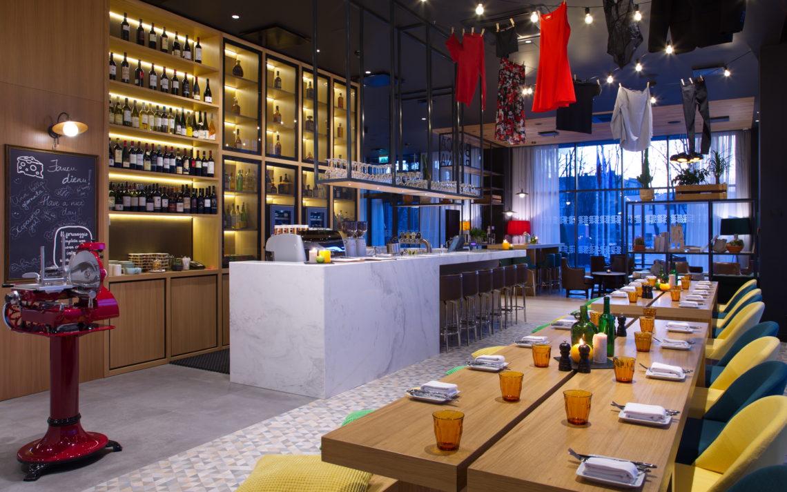 Restaurant Hotels-Bocca Buona Riga-Restaurants-8
