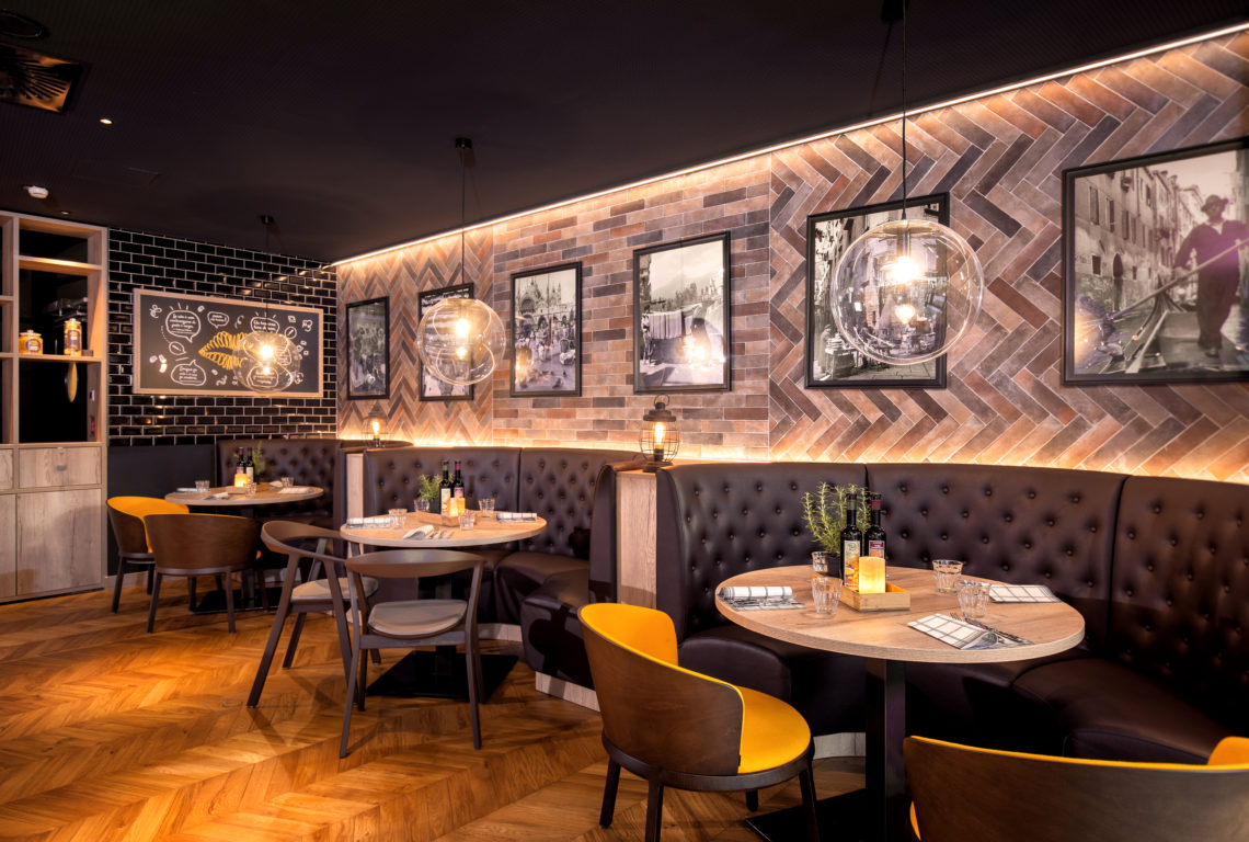 Restaurant-Hotels-Bocca Buona Sttutgart-Restaurants