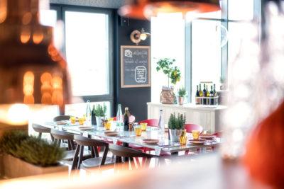 Restaurants & Hotels-Bocca Buona Zurich