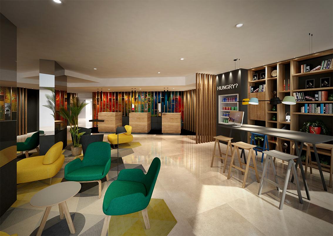 Restaurants & Hotels-Lobby Nice